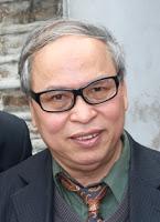 Nhà văn Phạm Viết Đào.
