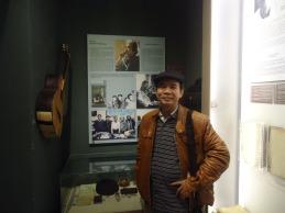 Nhà thơ Nguyễn Trọng Tạo.