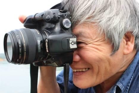 Nguyễn Đình Toán - Ảnh: Chu Giang Phong